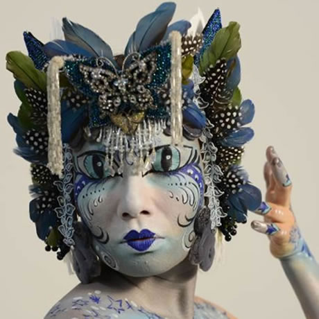 Ethical Costume Art Gallery Image