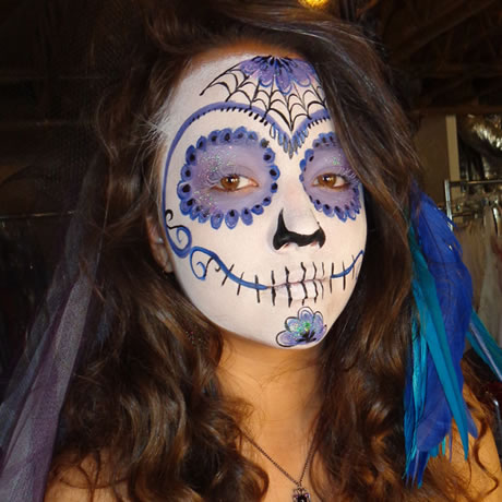 Face Painting Gallery Image