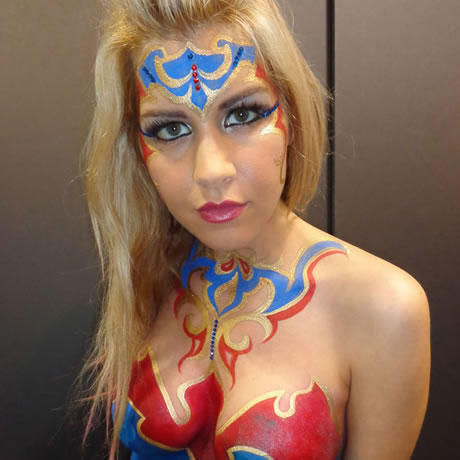 Body Painting Specialty Gallery Image