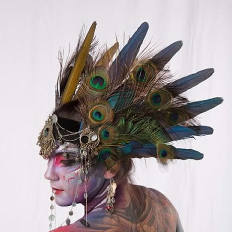 Enrapturing Entertainment - Costume Art