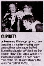 CUPIDITY February 2002